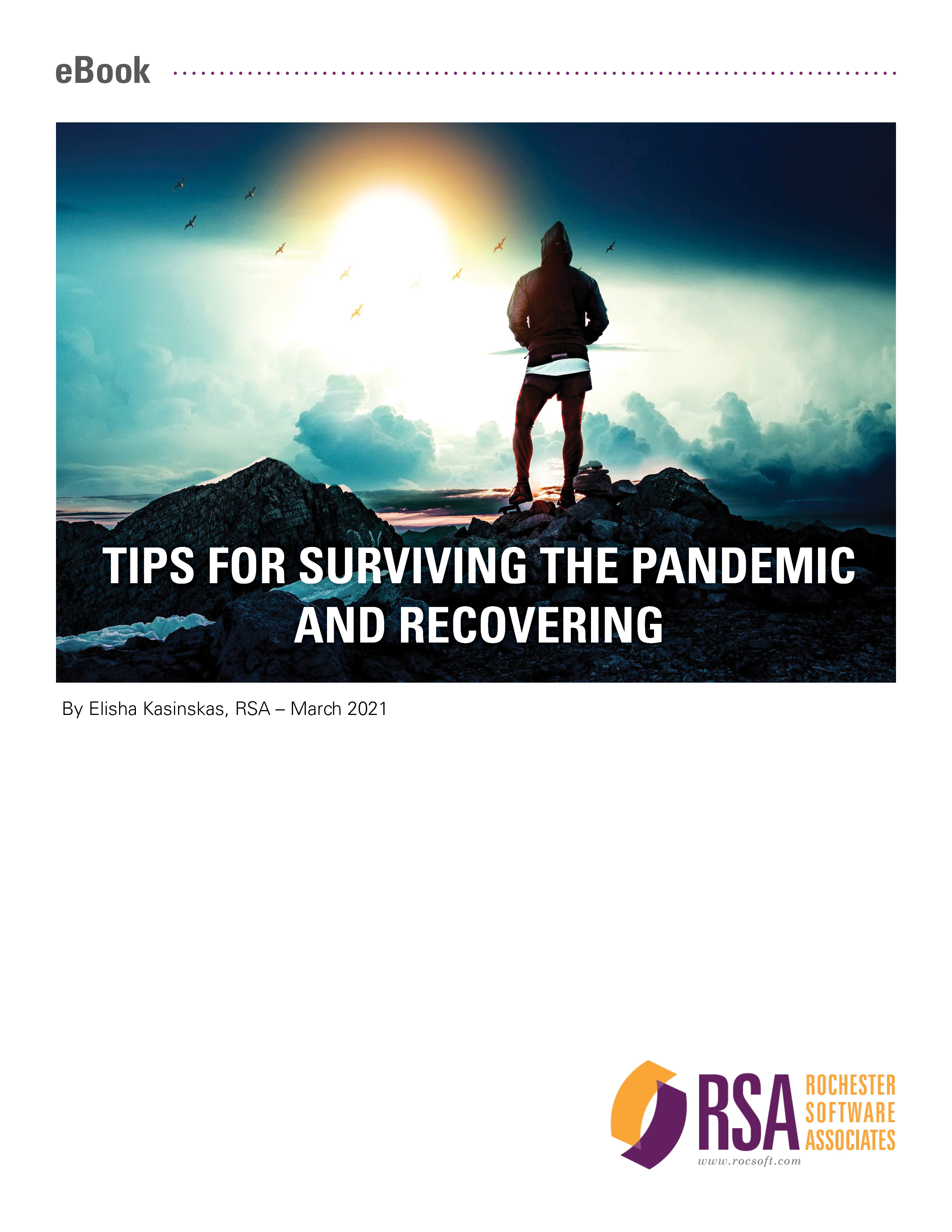 Tips for Surviving the Pandemic and Recovering eBook